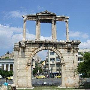 Arco de Adriano.