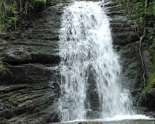 Einer der vielen Wasserstürze