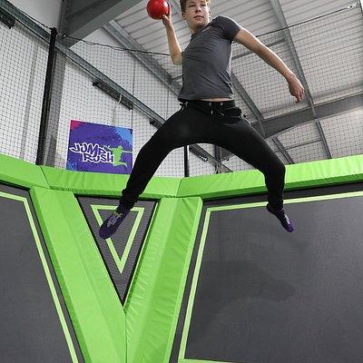 jump rush dodgeball