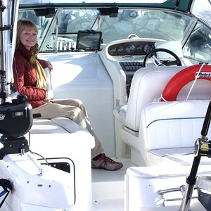 Clean, safe and comfortable, just a few of the reasons people choose our boat.