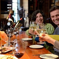 Bring your smile for a local wine tasting expereince!