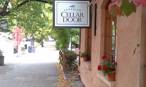 Cellar Door and Wine Bar in the main Street of Hahndorf