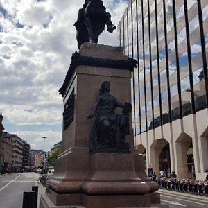 Prince Albert Equestrian Statue