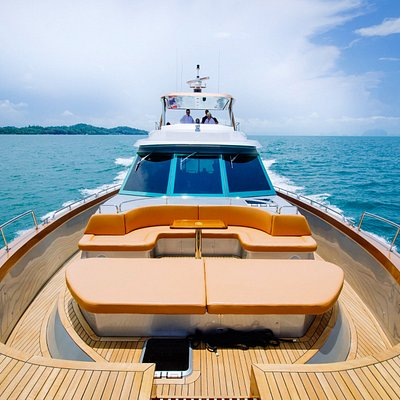 M/Y Chowa 74ft accomodate up to 50 guests for Day/Half Day/Sunset in Phuket.