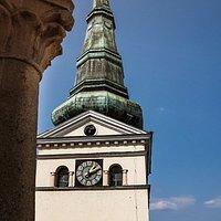 Výhľad z Burianovej Veže