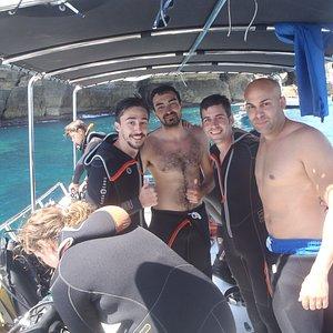 Curso Open Water Diver - Mardays