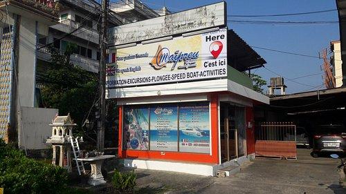 Maipreu office-6/42 moo2 viset road Rawai