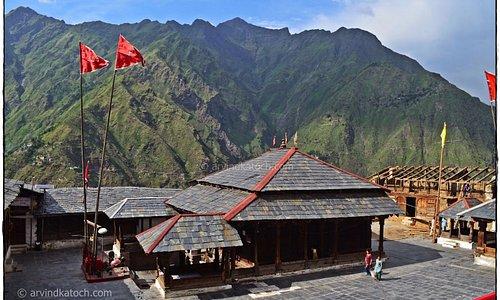 Historic Shakti Devi Temple, Chhatrari