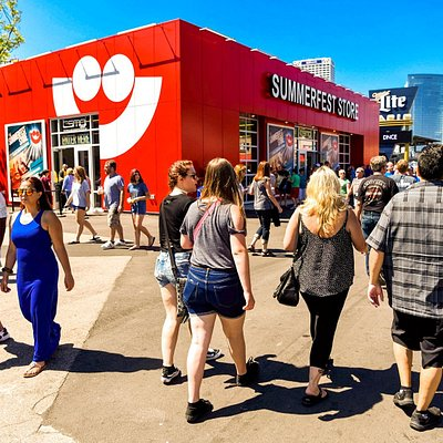 Summerfest store and grounds
