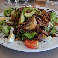 Salade 'Comptoir des Saveurs'