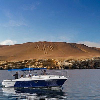 Salidas en Lancha Recreativa en las Islas Ballestas.