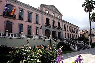 Rathaus in La Orotava