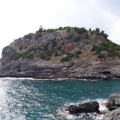 Iotape (Aytap) Antik Liman Kenti, 18.06.2017, Alanya-Antalya