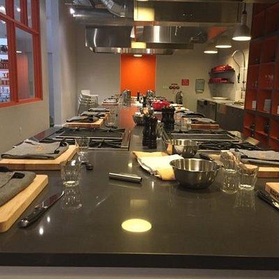 Beautiful State-of-the-art kitchen