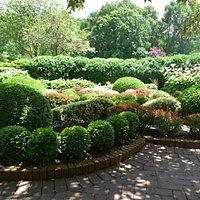 One of the Garden features in Inniswood Metro Gardens