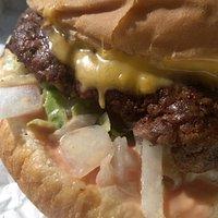 Junior HiBoy Burger