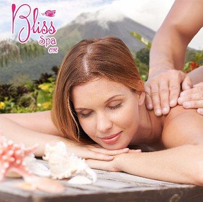 Bliss Spa Cr. Servicio de masaje.