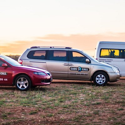 Our current fleet of vehicles seating from1 to 13 Passengers