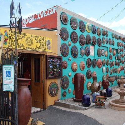 Camino Real store