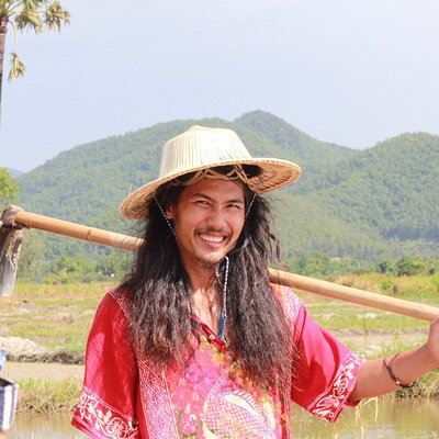Sawasdee Krap(Hello) Everyone :) My name is Sayan Suyayai. You can call me P (Mr.P) happy hippy