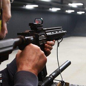 Smith & Wesson AR15-22