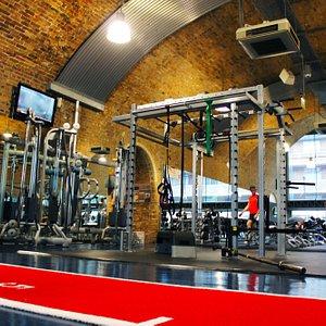 Soho Gyms Waterloo