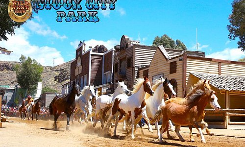 SIOUX CITY PARK ***** YOUR BEST DAY OUT IN GRAN CANARIA!