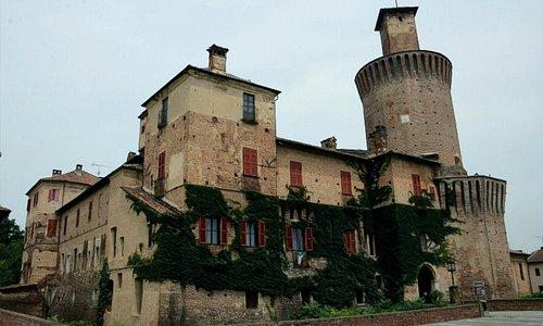Il castello di Sartirana