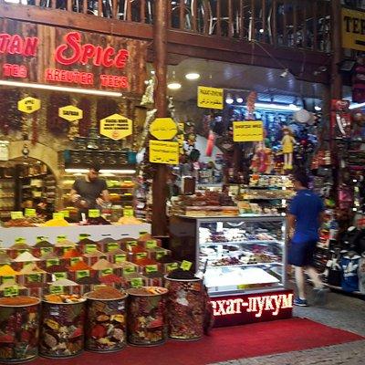 Antalya Bazaar