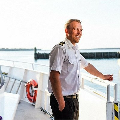 Spirit of Harbour Town Mate Kyle. Photo Credit: Callie Beale