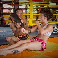 Muay Thai for girls