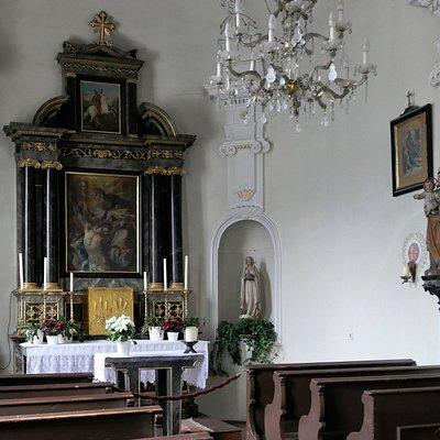 Spitalkirche Zum Heiligen Geist, Kitzbühel