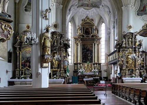 Zum Heiligen Andreas, Kitzbühel