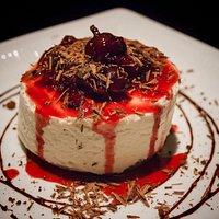 Cheesecake sugerencia del chef