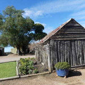 Original homestead, 1858.