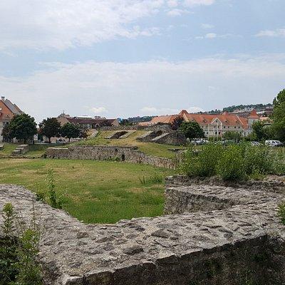 Ruins of the Roman Amphitheatre