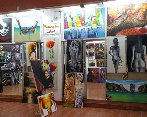 Patong Inn Art