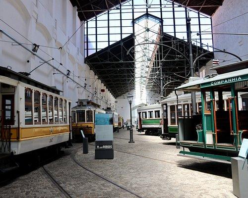 Tramcar museum