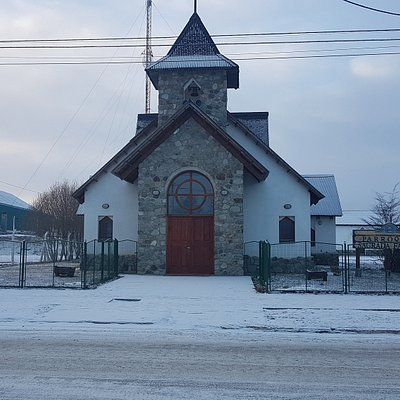 Iglesia de Tolhuin