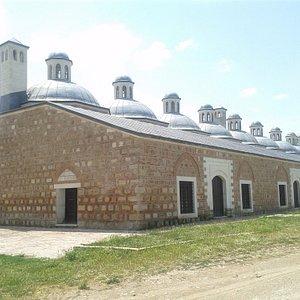 Edirne Sarayı, Sarayiçi