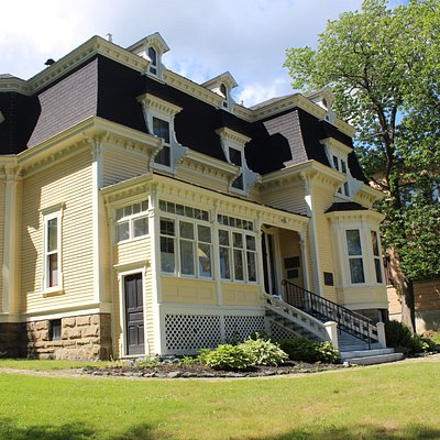 Built in 1877, Beaverbrook House is only ten years younger than Canada itself!