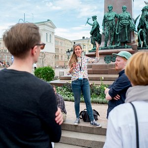 Guided tour of Helsinki