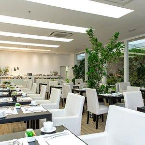 Restaurante Da Bela at the BEST WESTERN Premier Arpoador Fashion Hotel