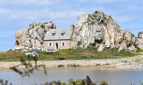 Plousegrant, Castel Mouir.
