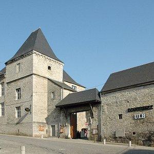 La Ferme-Château de Treignes, classée au Patrimoine de Wallonie (Écomusée du Viroin)