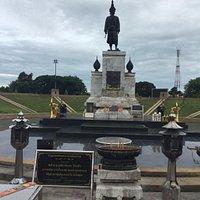 Statue of King Narai