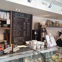 Whitebark Cafe