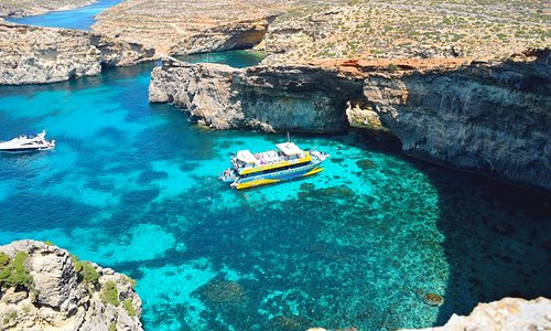Sea Adventure in Crystal Lagoon, Comino