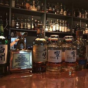 Japanese Whisky Tasting Tour