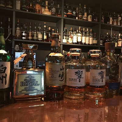 Japanese Whisky Tasting Tour